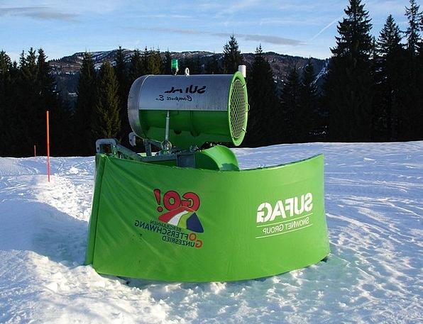 Snow Cannon Snow Guns Snow Making System Sport Lan