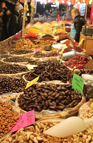 Spices Interests Organic Carbon-based Market Herba