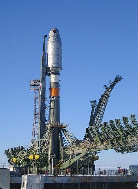 Rocket Skyrocket Soyuz Soyuz Rocket Launch Pad Sta