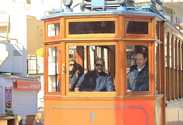 Mallorca Driver Motorist Tram Testing Challenging