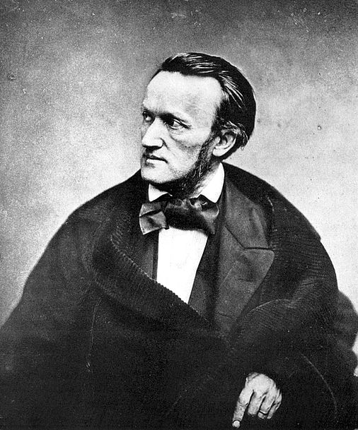 Richard Wagner Creator Playwright Dramatist Compos