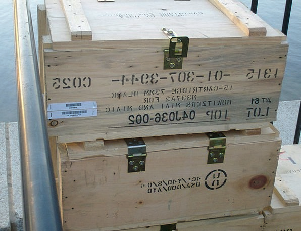 Ammo Jalopies Ammunition Crates Wooden Timber Boxe