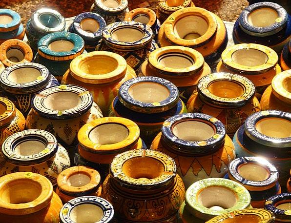 Pots Craft Pitchers Industry Ceramic Earthenware J