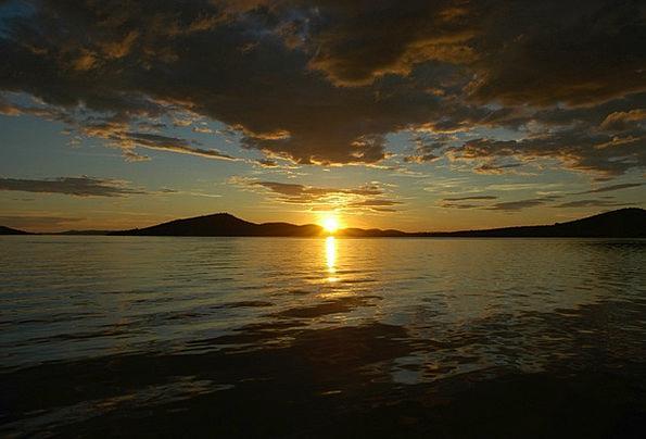 Sea Marine Vacation Aquatic Travel Sunset Sundown