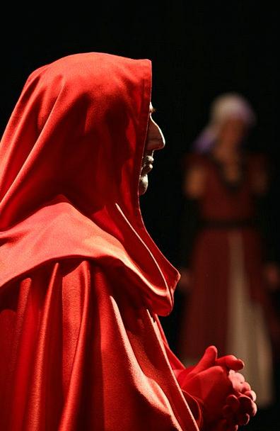 Inquisitor Cross-examiner Dance Theater Playhouse