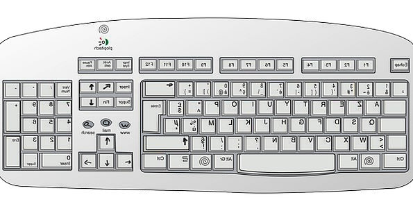 Keyboard Console Microchip technology Input Contri