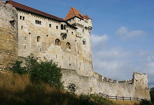 Liechtenstein Fortress Moravia Castle