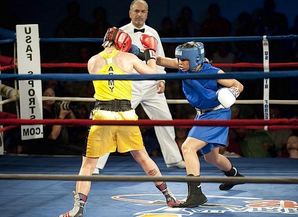 Boxers Combatants Ladies Boxing Pugilism Females G