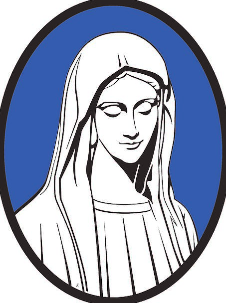 Mary Ma Christian Mother Religion Bible Jesus Fait