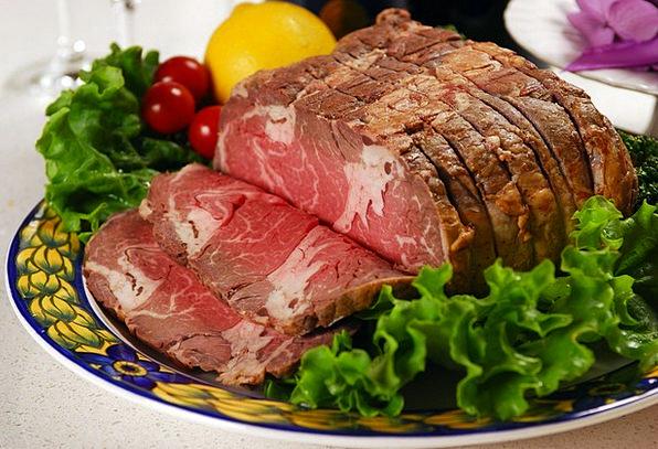 Beef Complaint Lump Bump Roast Beef Chunk Hunk Fre