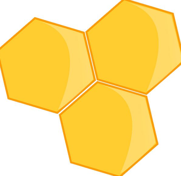 Hexagon Textures Store Backgrounds Beehive Apiary