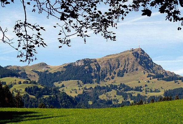 Kitzbüheler Horn Landscapes Nature Tyrol Mountain