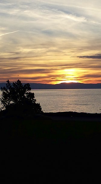 Lake Geneva Vacation Sundown Travel Winters Season