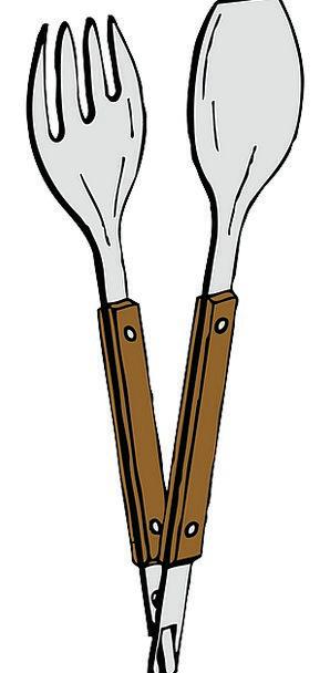 Tongs Forceps Drink Instrument Food Utensil Tool C
