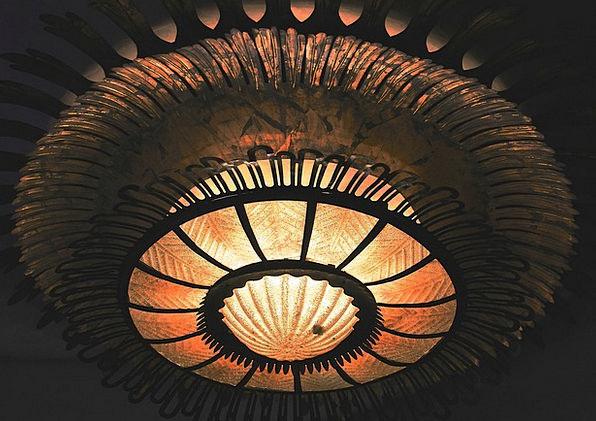 Ceiling Chandelier Lamp Uplighter Chandelier Gaudí