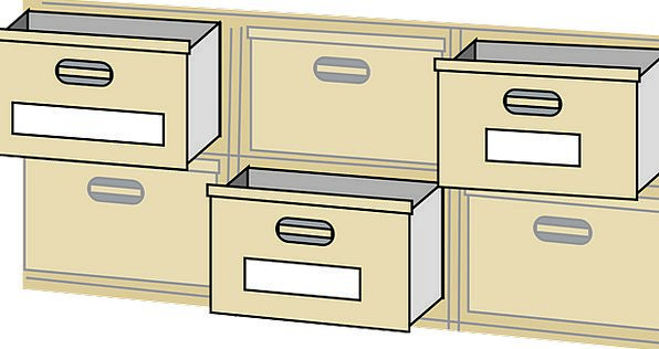 Drawers Cupboard Furniture Equipment Cabinet Offic