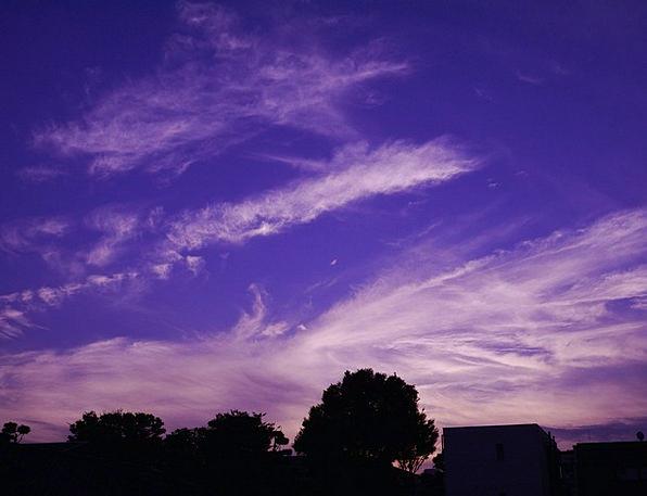 Evening Twilight Opinions Sky Blue Views