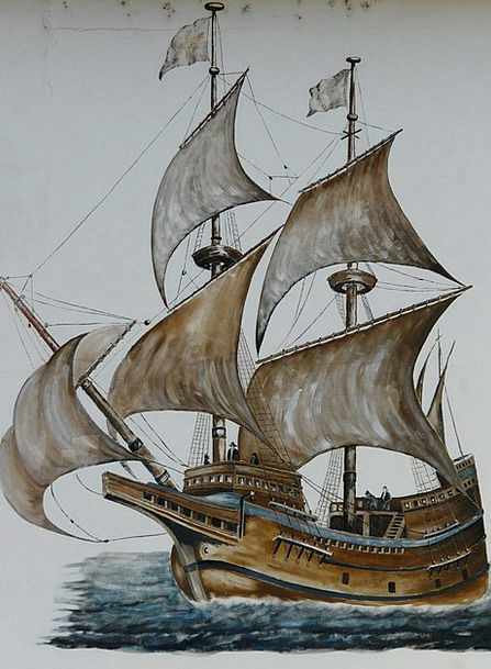 Boot Gumboot Zweimaster Sailing Boat Sail Navigate