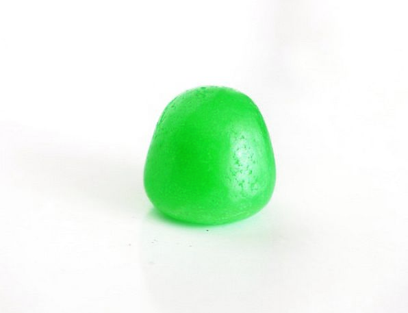 Candy Bonbon Sphere Green Lime Ball