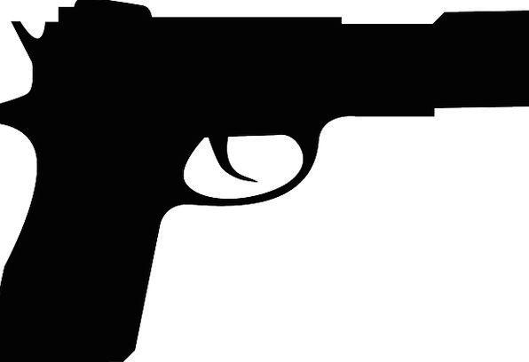 Gun Firearm Armament Trigger Activate Weapon Polic