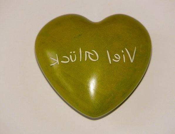 Heart Emotion Love Darling Stone Heart Romance Lat