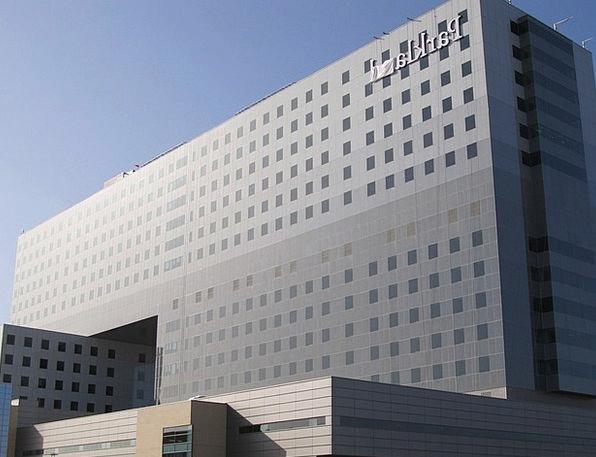 Modern Contemporary Buildings Structure Architectu