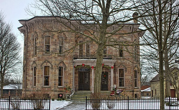Ionia Museum Gallery Blanchard House Tourist Attra