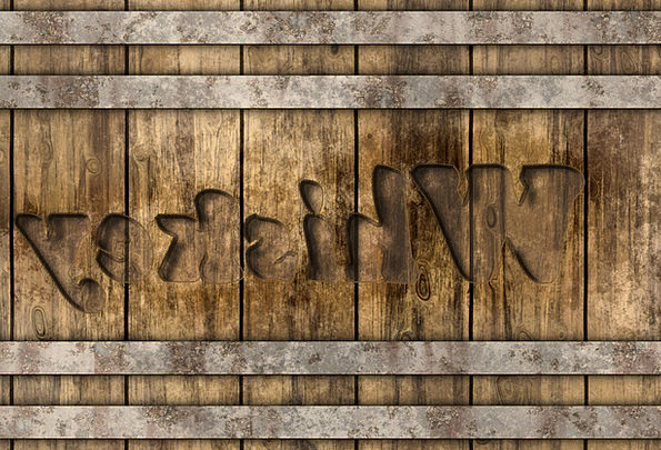 Whisky Wood Timber Whiskey Shield Protection Woode