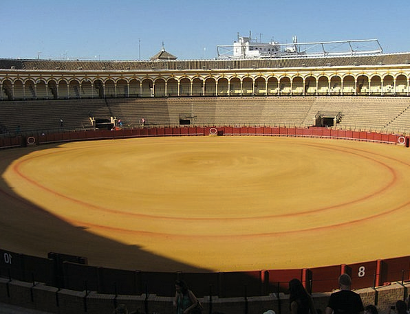 Bullring Monuments Places Seville Bullfighting And