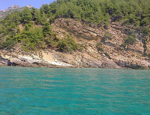 Thassos Great Countless Greece