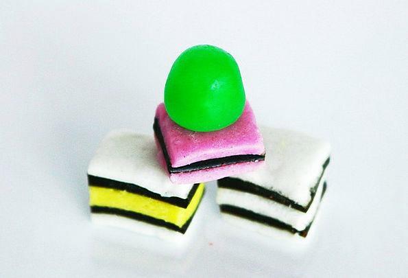 Candy Bonbon Colors Insignia Multicoloured Pink Fl