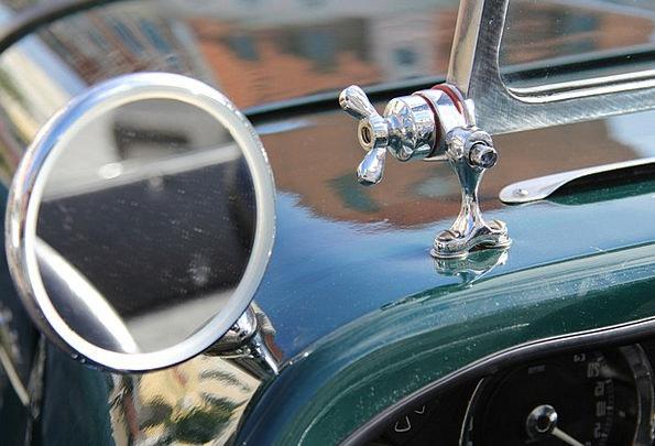 Side Mirror Traffic Car Transportation Mirror Glass Auto