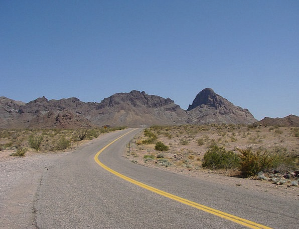 Street Road Traffic Crags Transportation Desert Re