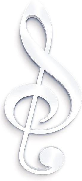 Treble Clef Music Melody Clef Musician Performer N