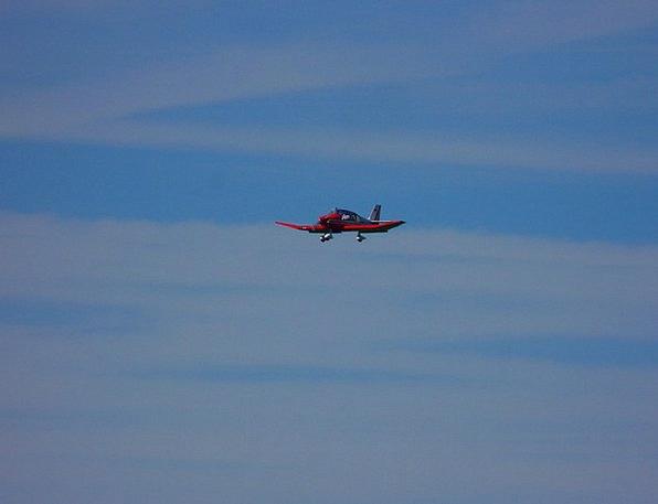 Aerobatics Stunts Hover Air Midair Fly Sky Blue Ai