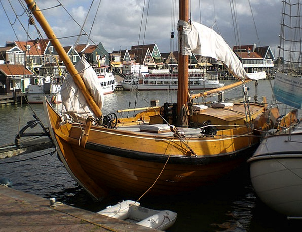 Holiday Break Holland Sailing Vessel