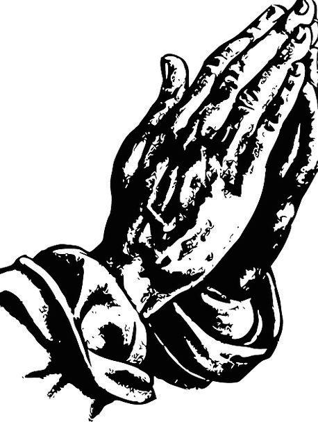 Praying Requesting Pointers Religion Hands Spiritu