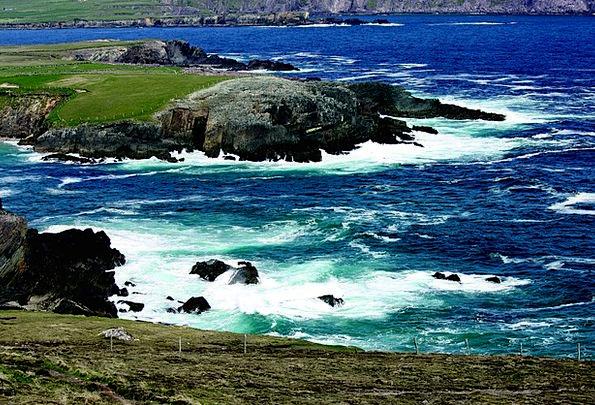 Dingle Vacation Travel Cliffs Precipices Atlantic