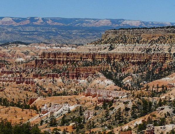 Bryce Canyon Landscapes Nature Utah Bryce Canyon N