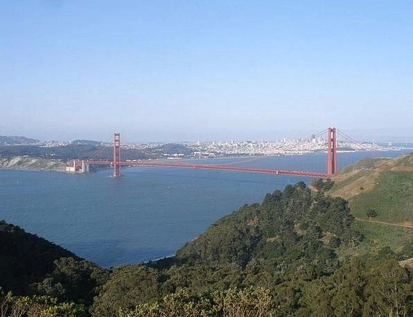 San Francisco Landscapes Nature Landscape Scenery