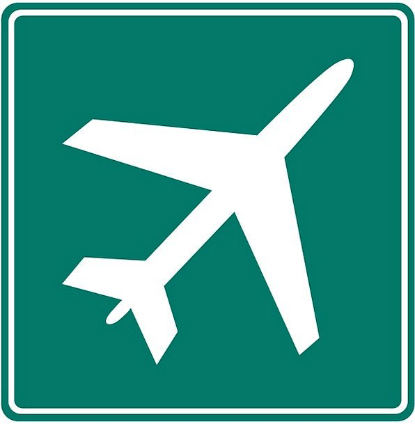 Aircraft Traffic Transportation Airport Airfield A