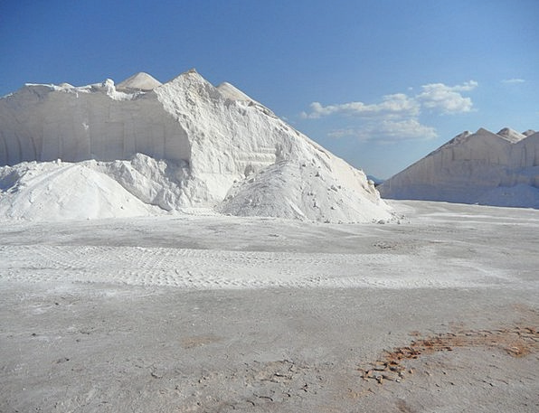 Salt Salty Craft Industry Salt Mountain Salzberg S