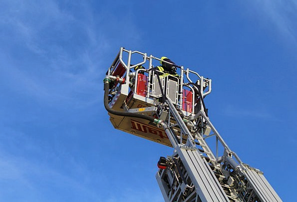 Turntable Ladder Passion Ladder Ranking Fire Fire