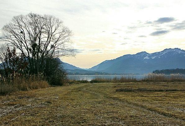 Chiemgau Landscapes Nature Landscape Scenery Alpin