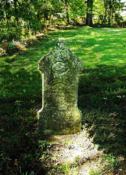 Tombstone Serious Gravestone Grave Marker Indicato