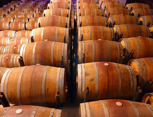 Barrel Tub Drink Mauve Food Wine Barrels Wine Brow
