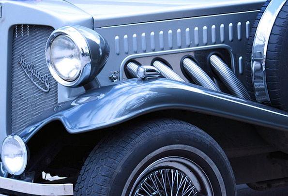Antique Old Traffic Transportation Automobile Auto