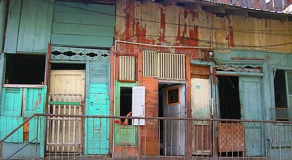 Street Road Traffic Act Transportation Slum Shanty