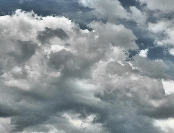 Clouds Vapors Sky Blue Clouds Form Cloud Mist