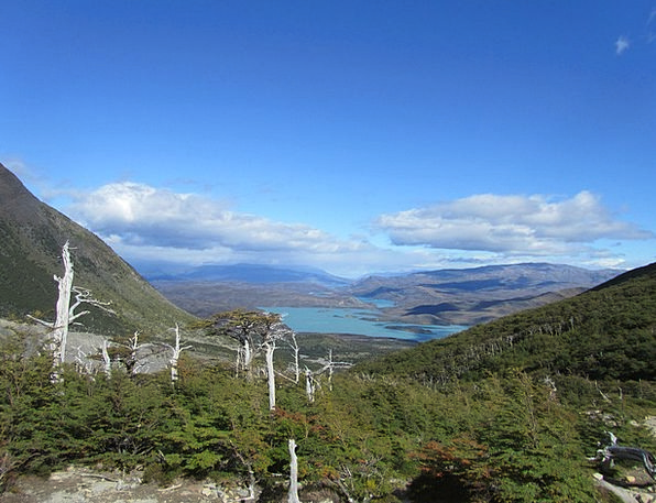 Patagonia Landscapes Nature Torres Del Paine Chile